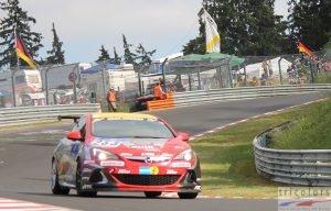 Opel auf dem Nürburgring